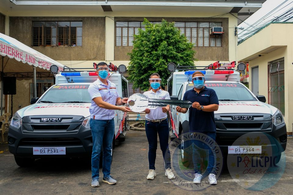 Turnover of Rescue Vehicles & Patrol Motorcycles