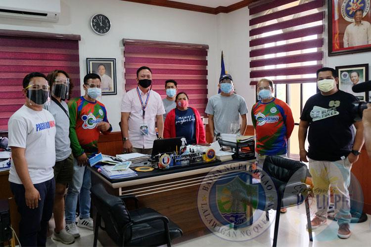 PagbilaoWins Donation Drive Damay Kaagapay, Tulungan Quezonian