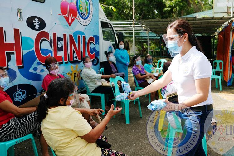 Mobile Health Clinic - Kanlurang Malicboy