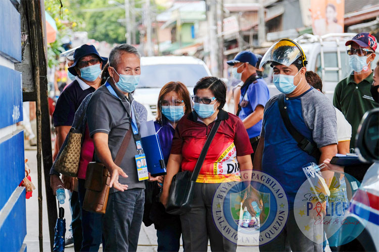 DILG Mock Road Clearing Validation