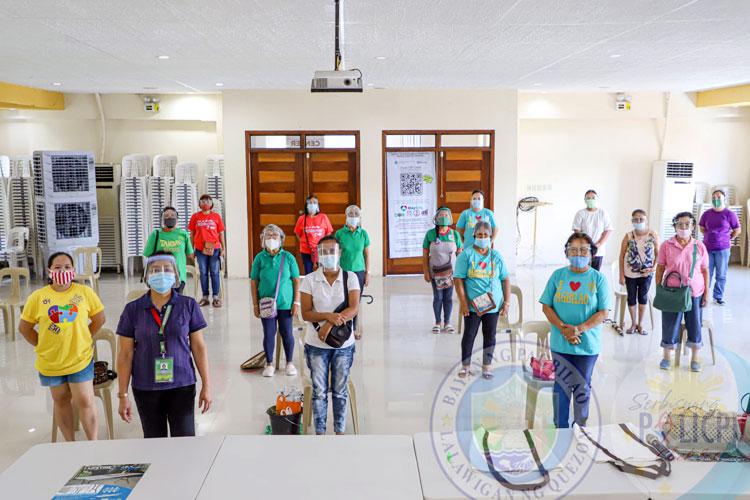 Distribution of Livelihood Assistance