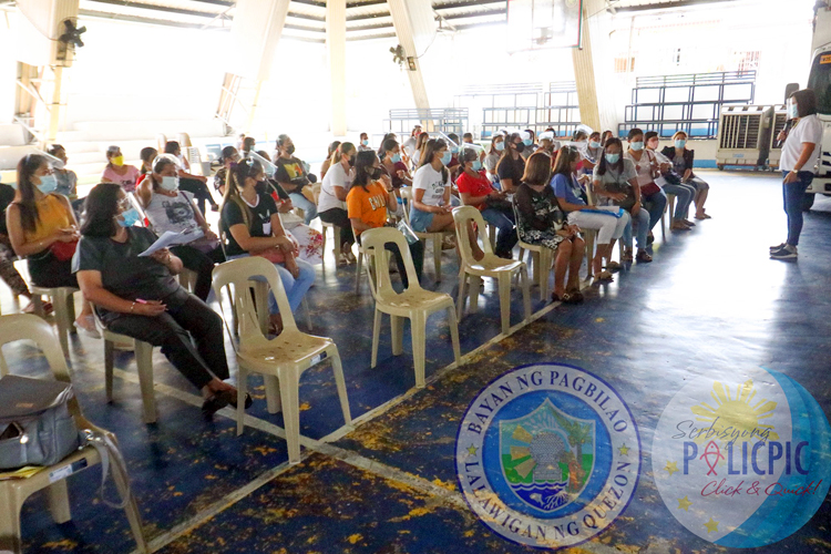 Orientation and Distribution of Goods for SFP