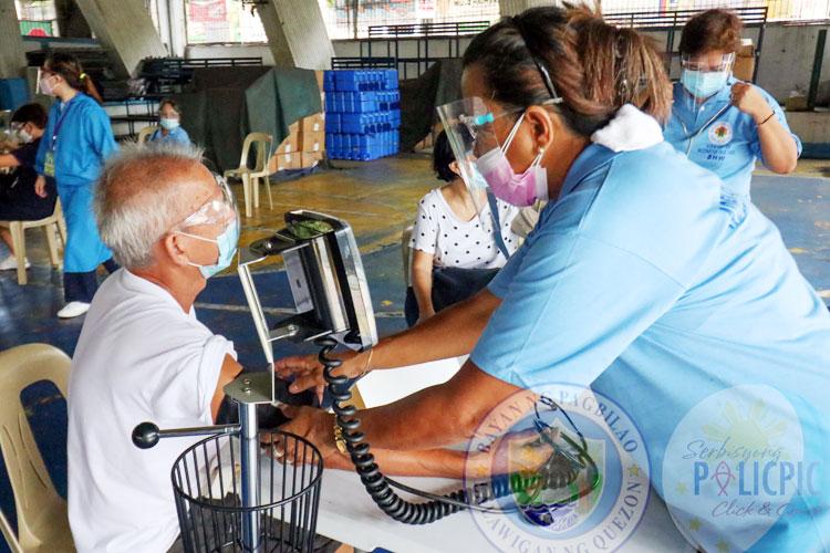 Covid-19 Vaccination (Senior Citizen)
