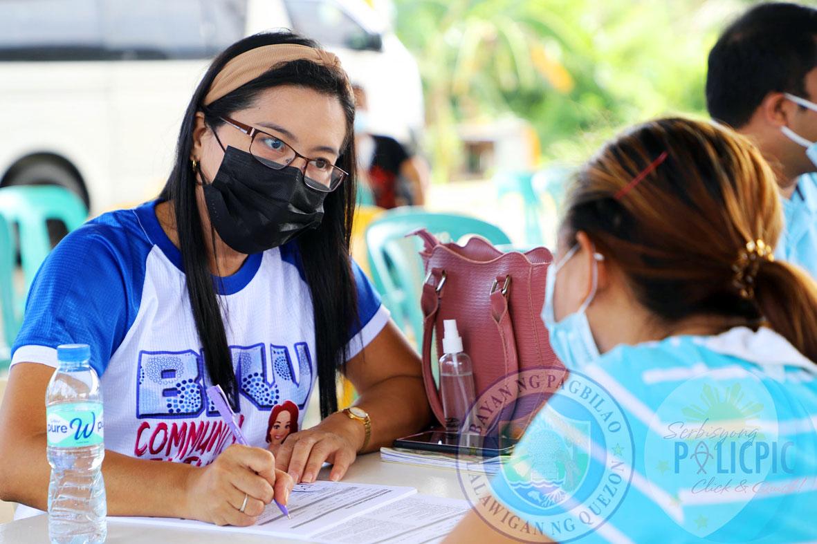 Anti Flu Vaccine - Brgy. Bukal