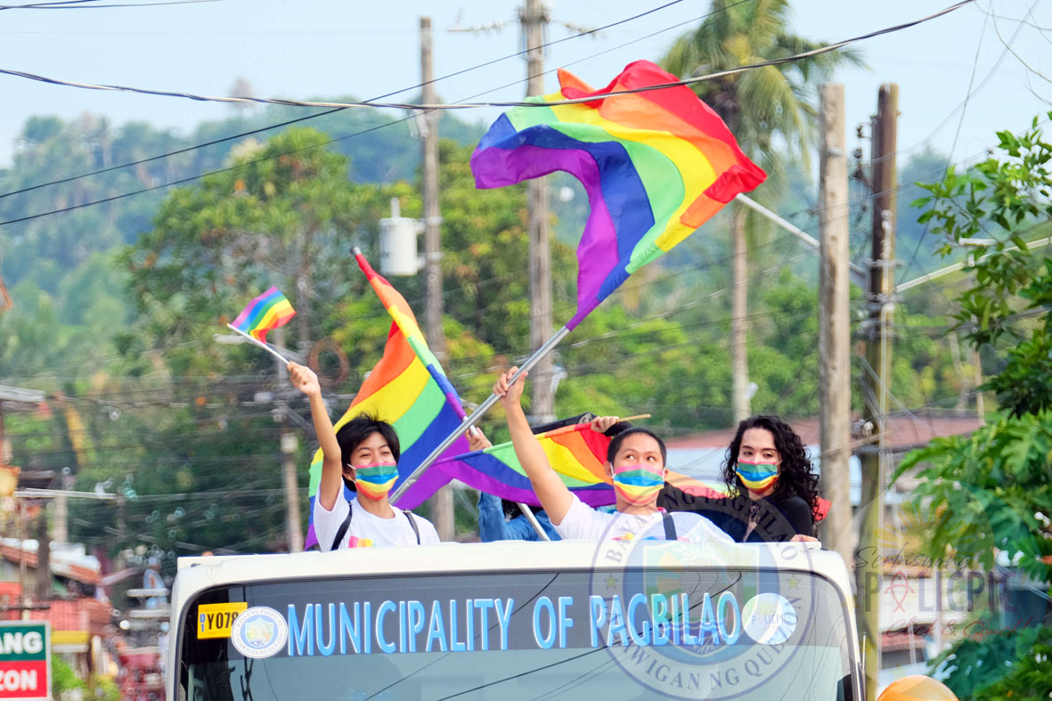 LGBTQ+ Pride Motorcade