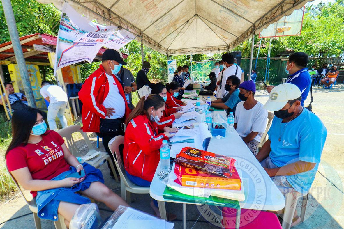 Mobile Registration Bangkerong PagbilaoWINS