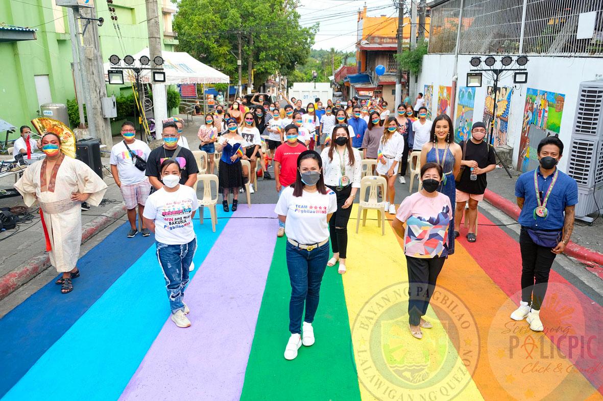 LGBTQ+ Resbakuna