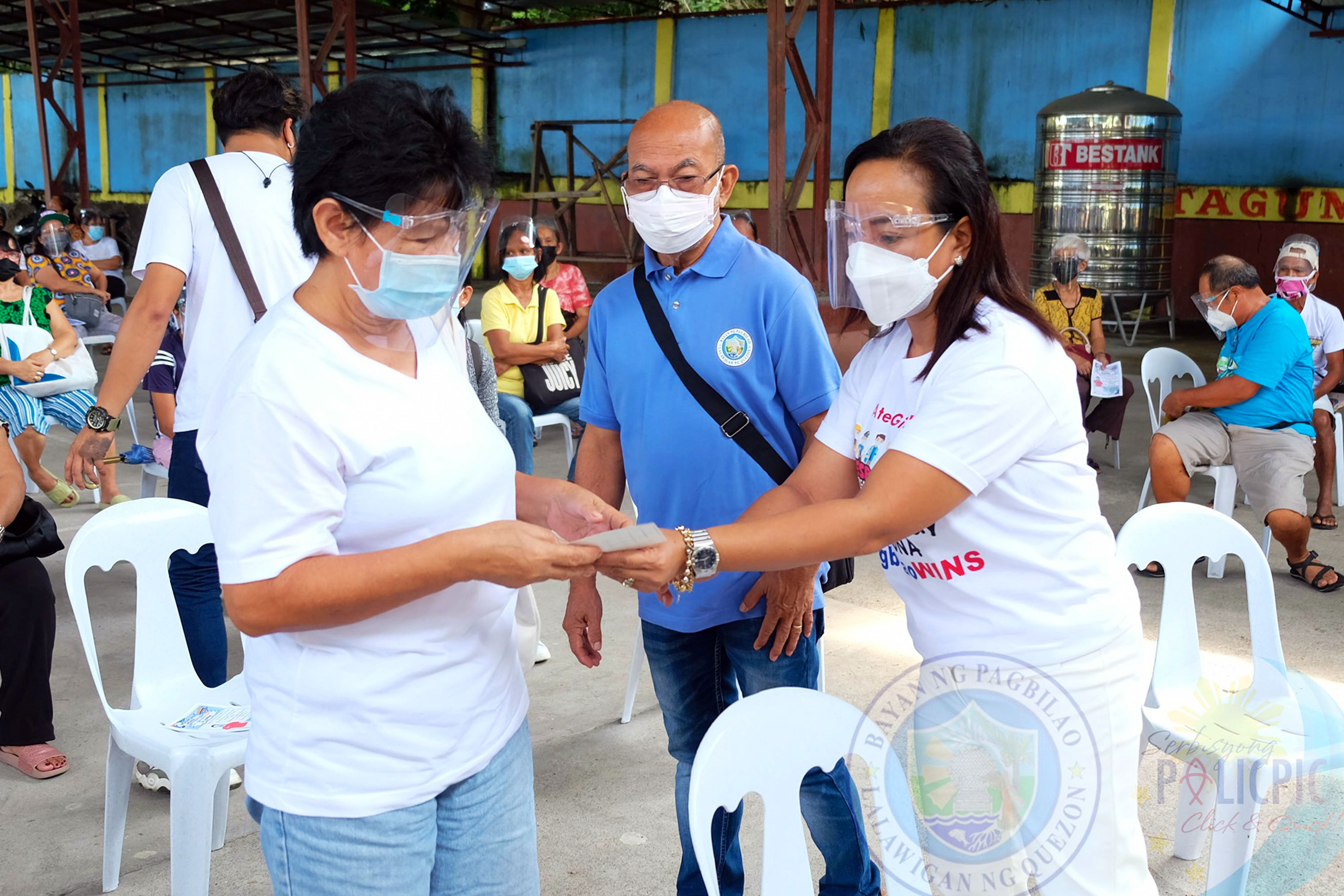Distribution of Financial Assistance