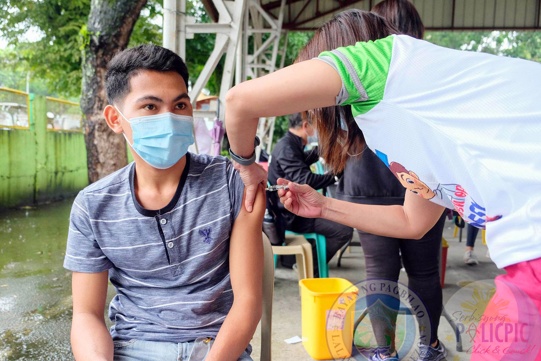 Anti Flu Vaccine - Malicboy East Elementary School
