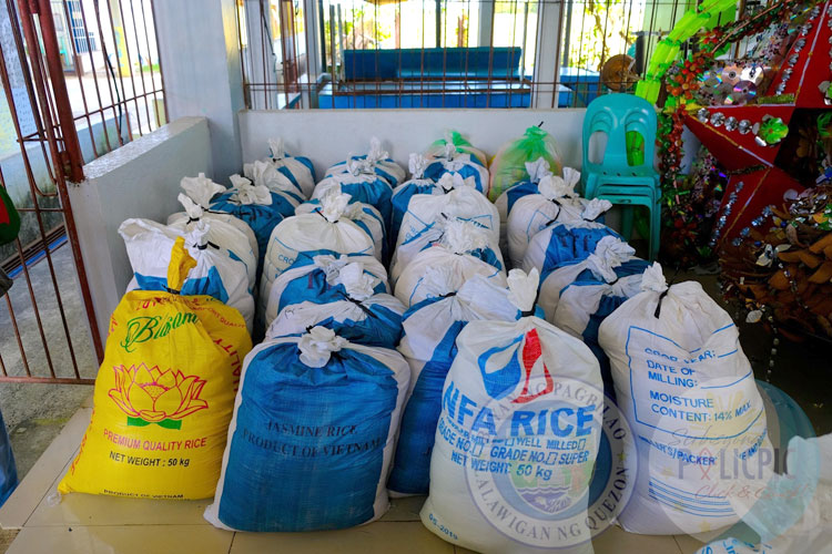 2nd Wave of Rice Distribution - Brgy. Bantigue