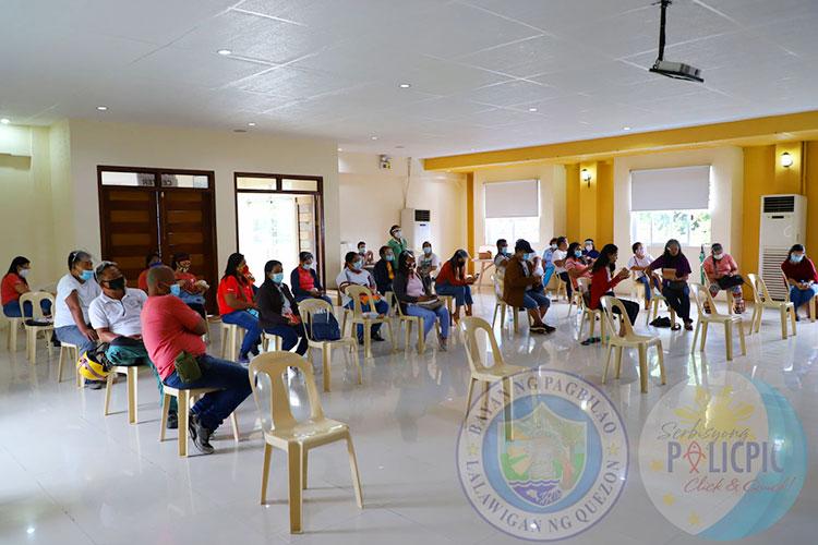 Capacity Development Training of BHERT