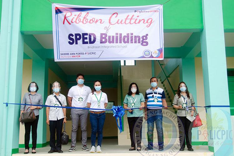 Binahaan Integrated School