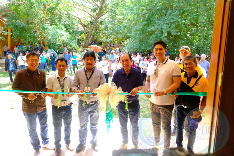 Blessing and Inauguration of PMEP