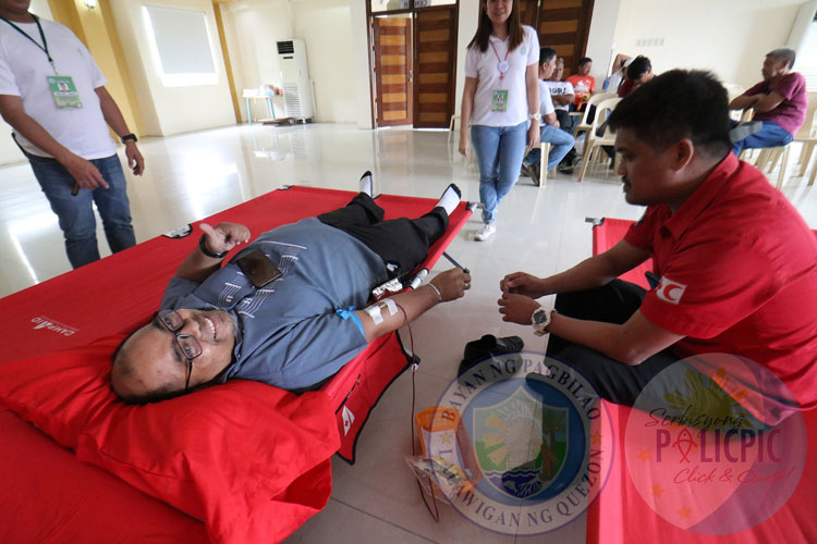 Blood Donation Drive: One Blood, One PagbilaoWINS