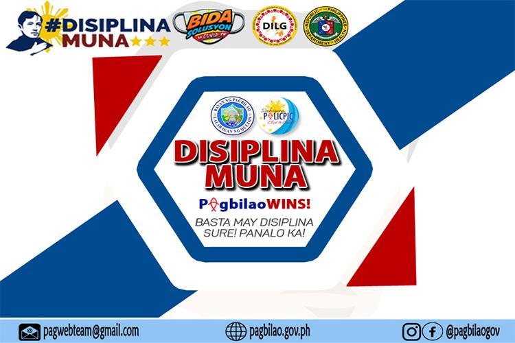 Disiplina Muna