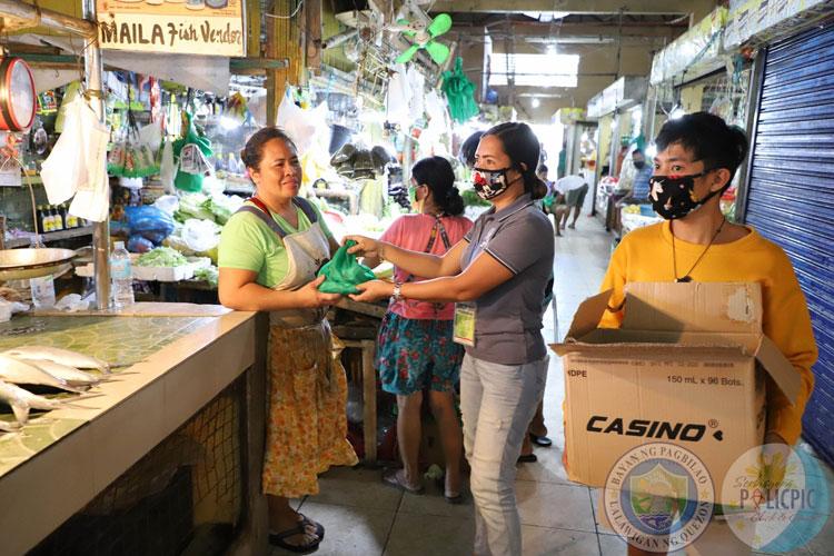 Distribution of Hygiene Kits