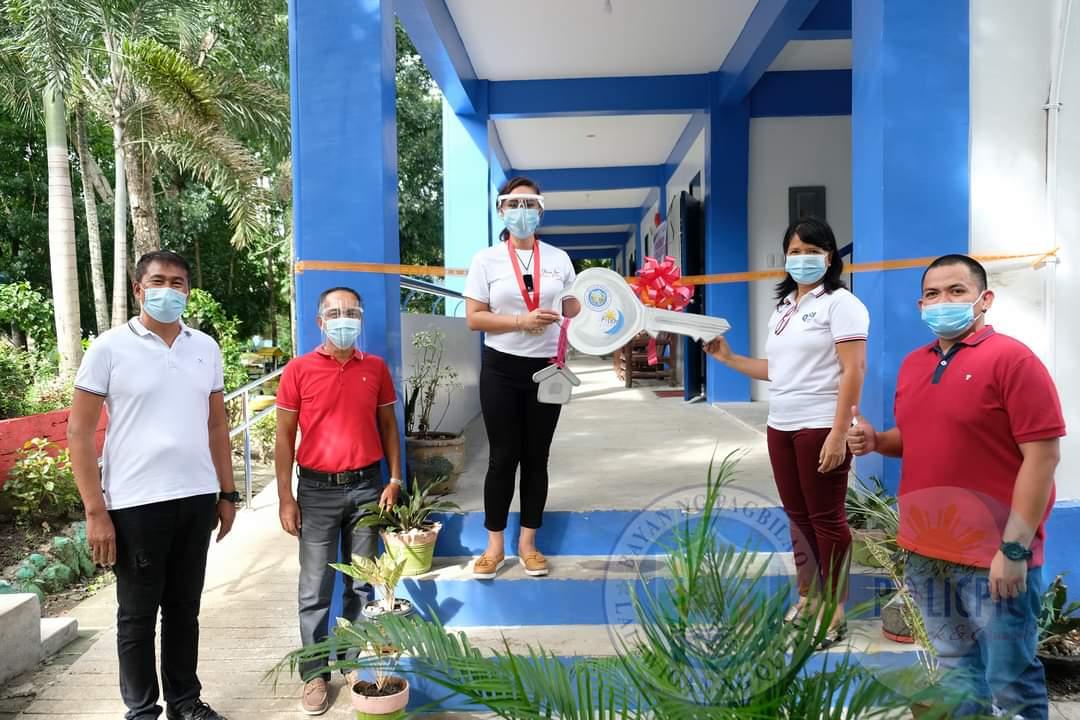 Turnover of 2-Storey 4 Classroom Building - Talipan Elementary School