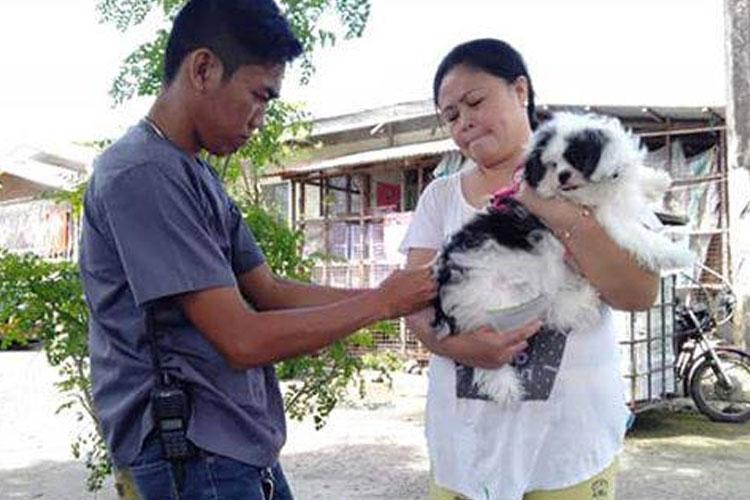 Mass Vaccination - Brgy. Bukal (Intertown Phase 5 & 6)