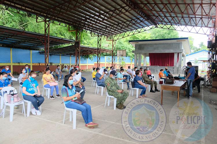 Pagbilao IATF Meeting for Modified General Community Quarantine