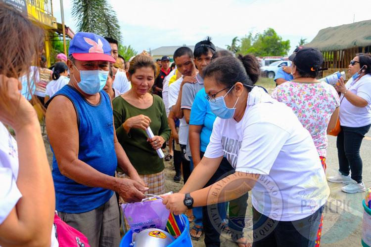 RELIEF OPERATIONS - Agoncillo & Laurel, Batangas