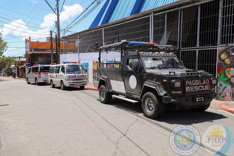 Rescue Vehicle and Ambulance