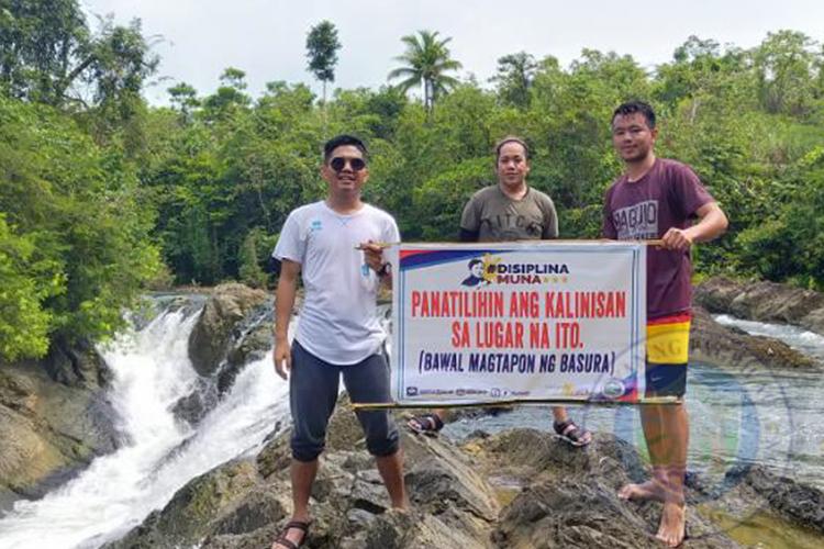 Palsabangon falls